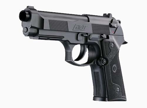 Разрешение на газовый пистолет